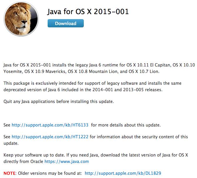 mac 安装 java