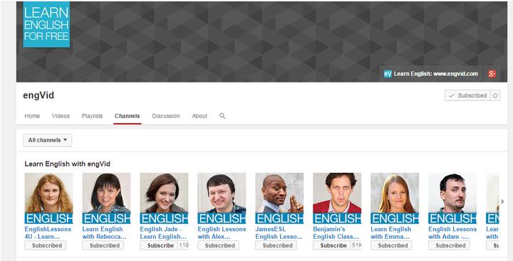 求推荐YouTube 上适合有趣适合英语学习的频道或up主? - 知乎