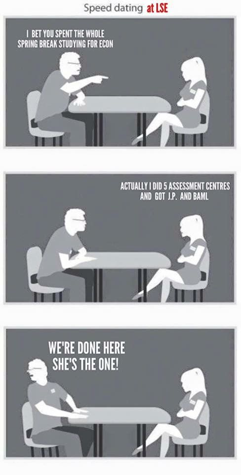 lse speed dating