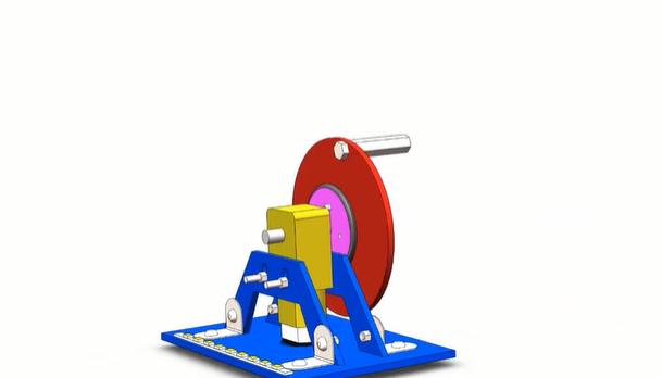 柴油发电机组如何组装?看发电机组装视频教程操作
