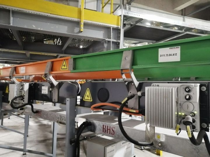 聚焦行李传送, 伊顿 Rapid Link 5 以控制精度助力机场优化服务