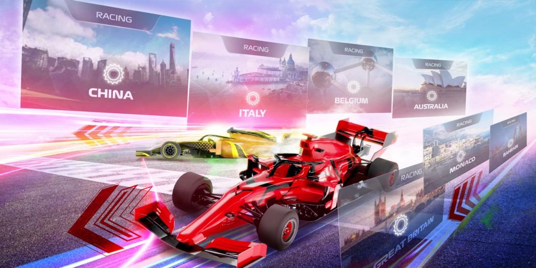 全新 F1® Delta Time Grand Prix™大獎賽火爆來臨!