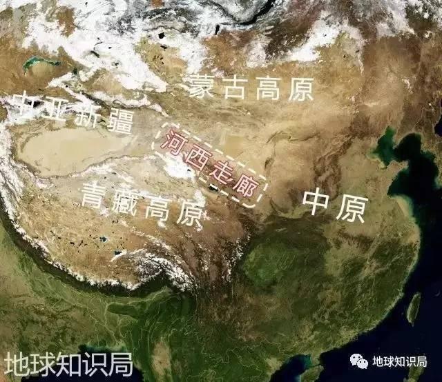 嘉峪关:河西走廊对中国意味着什...