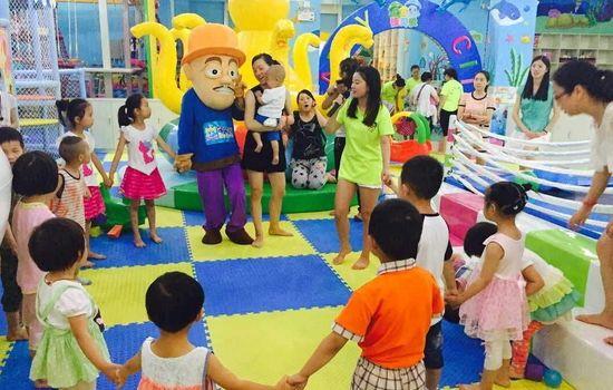如何增加儿童乐园的客户粘度? 加盟资讯 游乐设备第2张