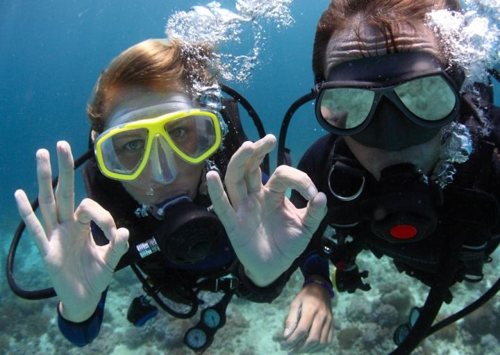 潜水可以用防晒霜吗