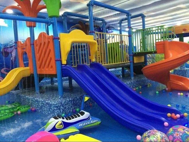 好的儿童乐园应该怎样装修设计? 加盟资讯 游乐设备第1张