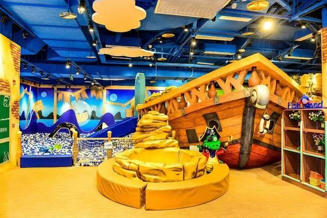 如何挑选优质的室内儿童乐园设备厂家? 加盟资讯 游乐设备第3张