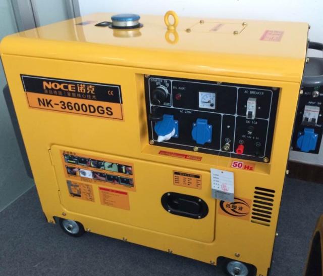 诺克发电机组品牌厂家产品图片-诺克发电机组品牌怎么样?
