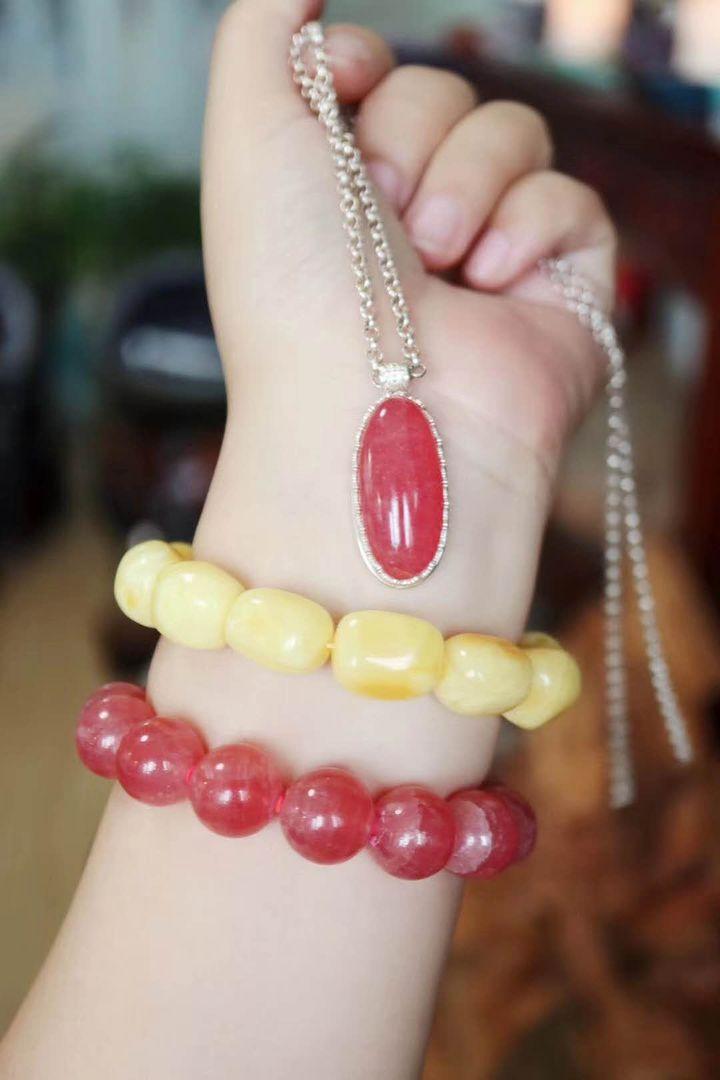 红纹石的功效与作用(红纹石是普通的珠宝吗)插图(14)