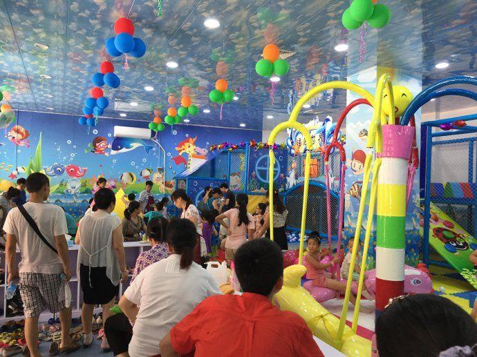 在县城开儿童乐园应如何选址? 加盟资讯 游乐设备第3张