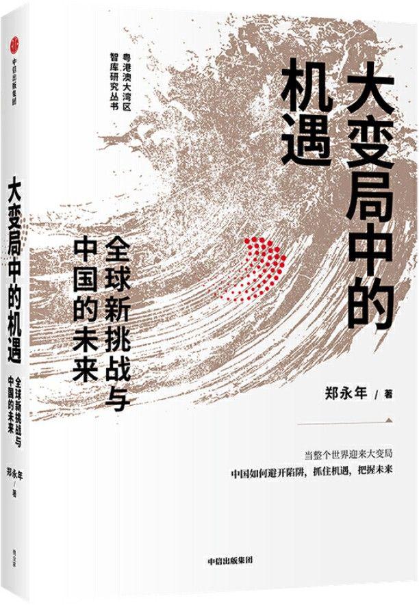 《大变局中的机遇:全球新挑战与中国的未来》封面图片