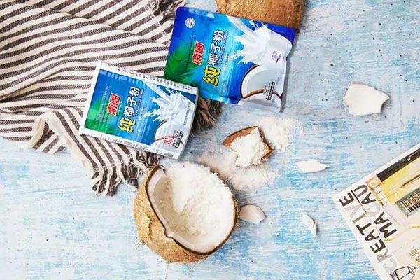 不遺余力發展椰子產業,與海南自貿港同發展!