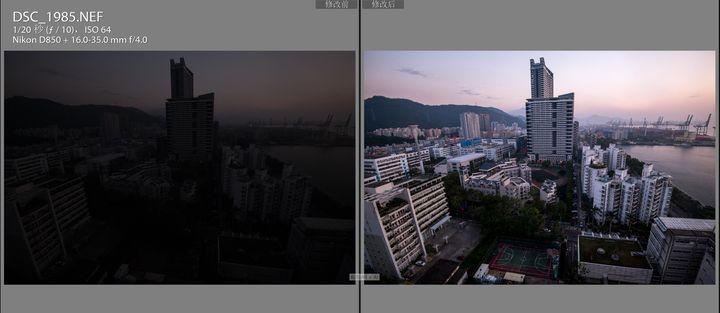 高感 动态范围和宽容度的关系 - 摄影|单反|微单|相机