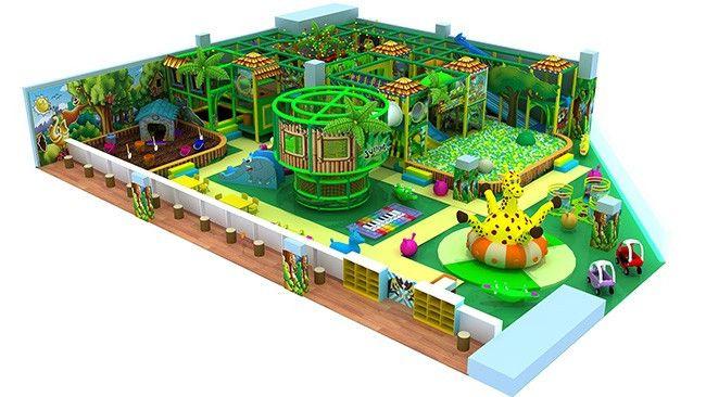 在商场开小孩游乐场怎样运营更赚钱? 加盟资讯 游乐设备第3张
