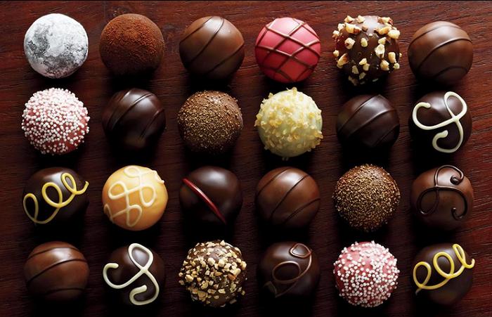 比利时手工巧克力的历史巧克力4