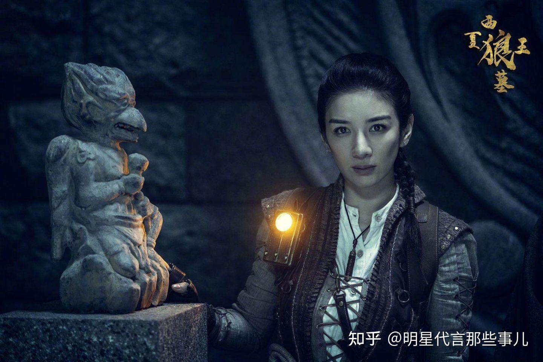 黄奕新电影来袭!《龙棺古墓:西夏狼王》定档7月9日- 知乎
