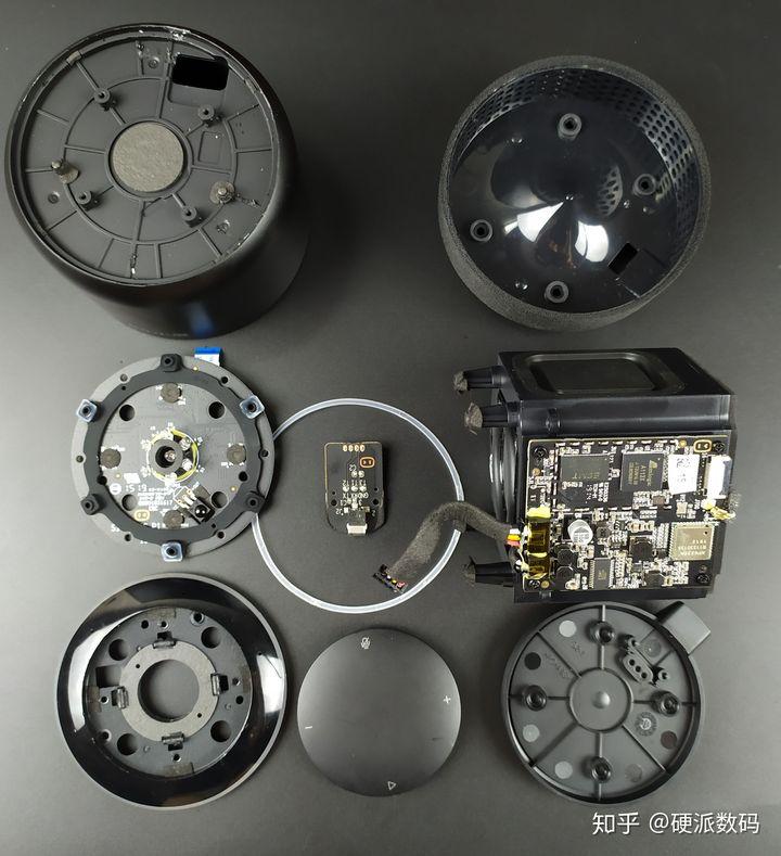 拆机爆料,小度智能音箱1S内部有哪些好玩的东西 数码拆机百科 第21张