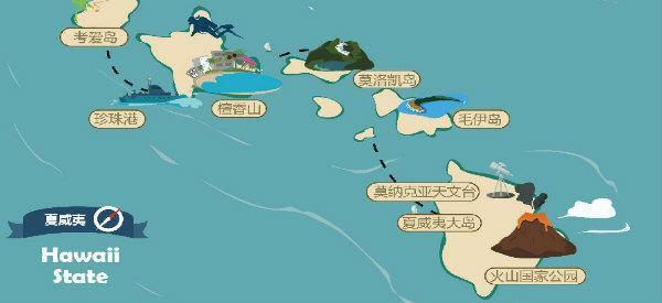 珍珠港在哪(日本为何会偷袭珍珠港)