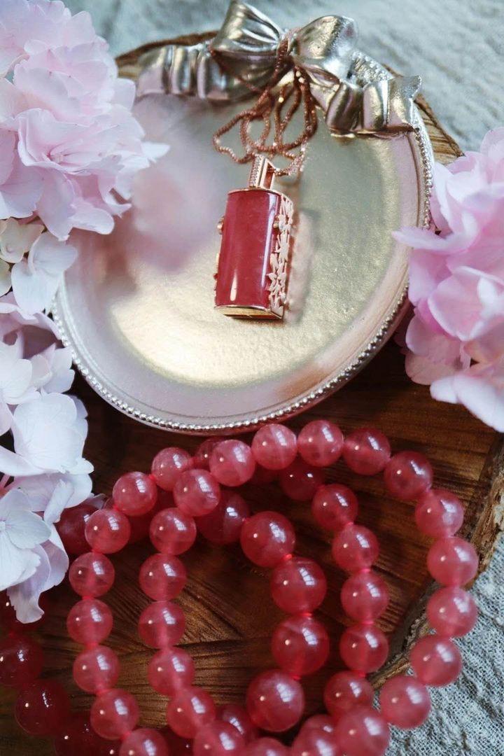 红纹石的功效与作用(红纹石是普通的珠宝吗)插图(9)