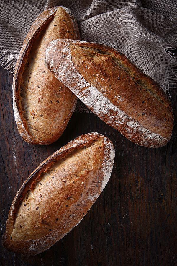 面包制作六大法——什么是发酵种法?