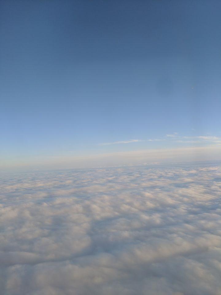 cloud sea