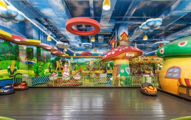 兰州儿童乐园供应商 加盟资讯 游乐设备第6张