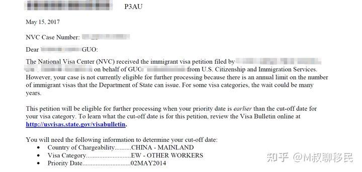 说说我是如何DIY办理了美国EB3移民?大家能否DIY--记录我EB3移民美国的故事(2) EB3实用信息 第3张