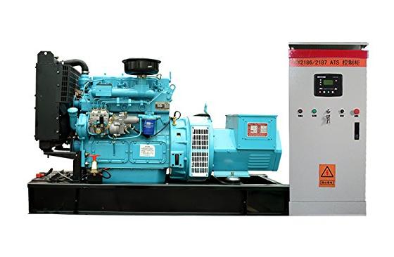 华全发电机产品图及控制柜产品图