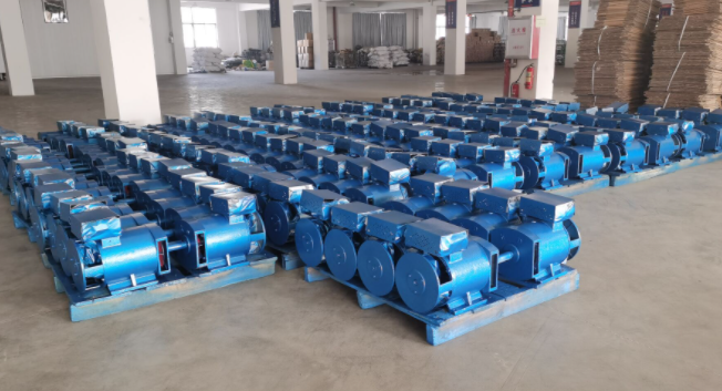 70KW+73KW玉柴发电机型号STC-50+柴油机YC4A100Z-D20