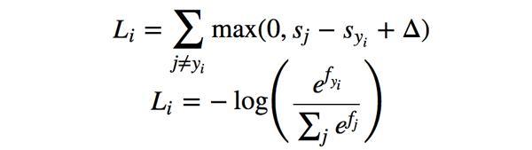 CS231n课程笔记翻译:线性分类笔记(中)
