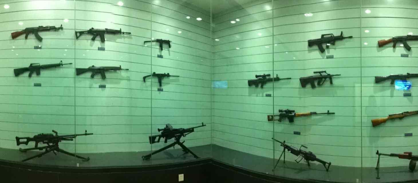 枪支爱好者在中国是什么状态?