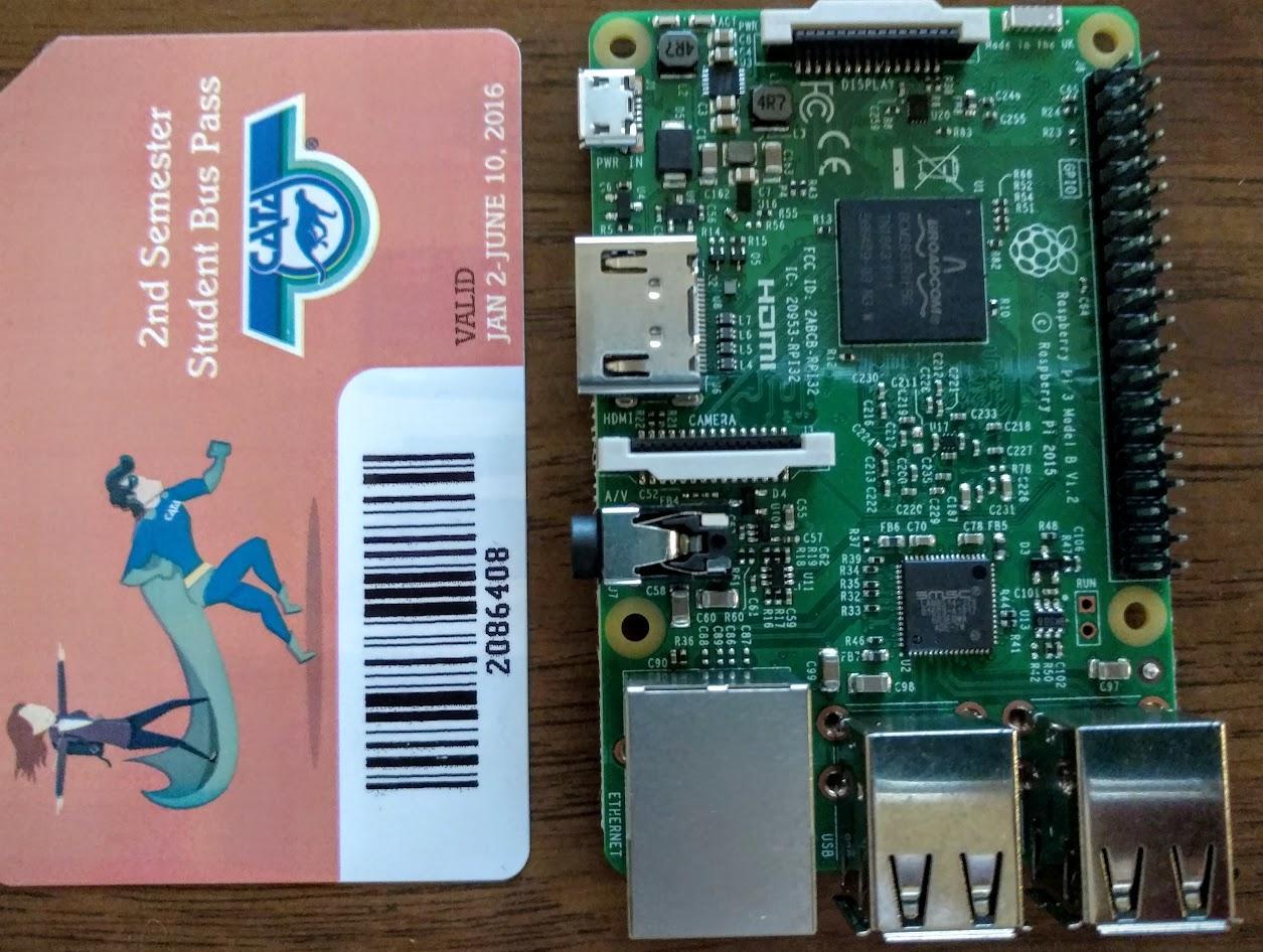 树莓派 Raspberry Pi 3 无显示器安装