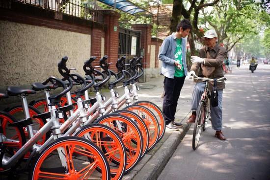 摩拜单车,这不止是一辆自行车,它是商业的回归,中国的回归