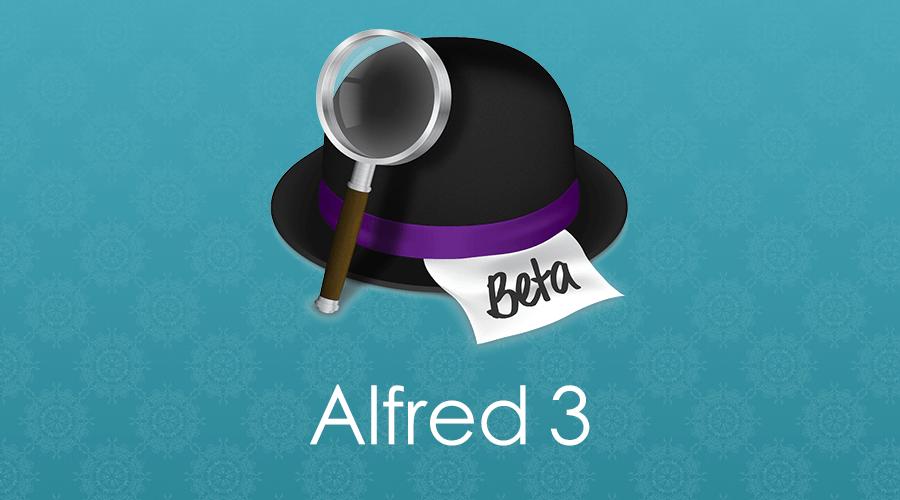 Alfred 专题(1) - V3 Beta 体验篇 & 授权种类选择