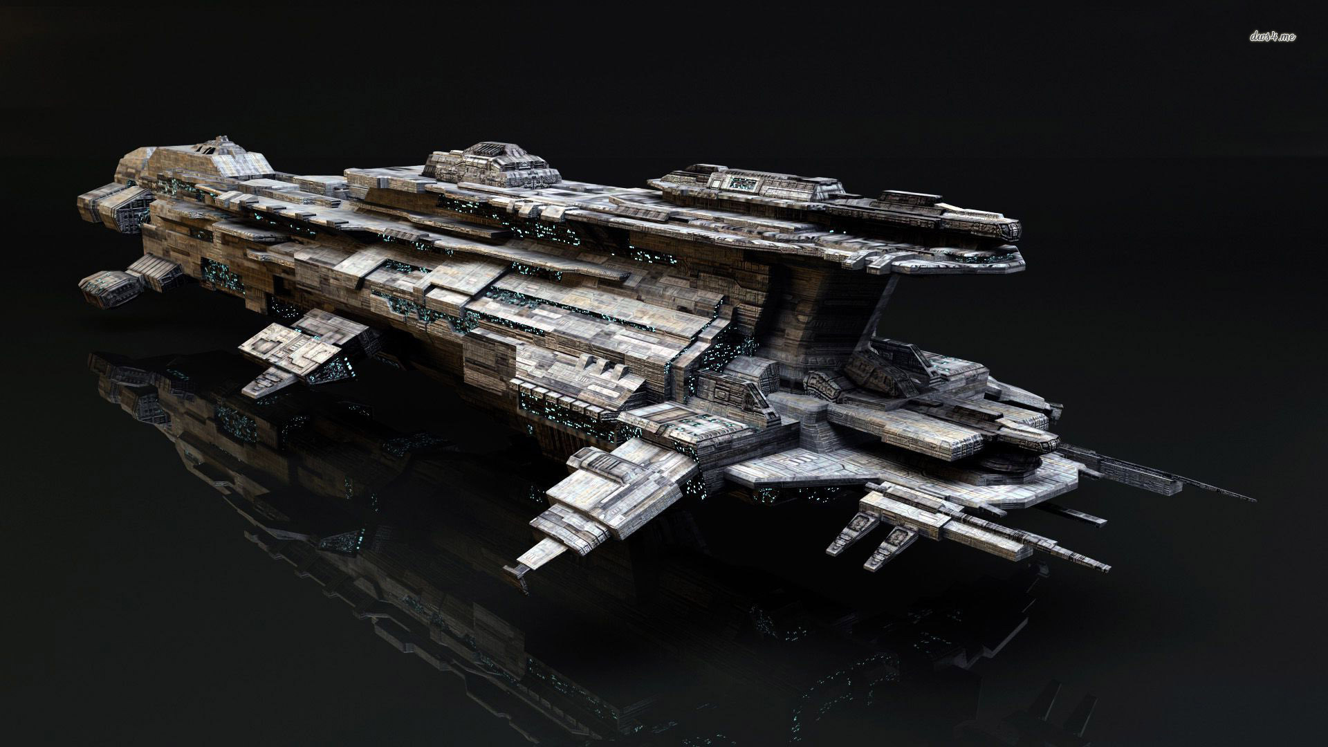 沙盒游戏_科幻作品中有哪些漂亮的太空飞船? - 知乎