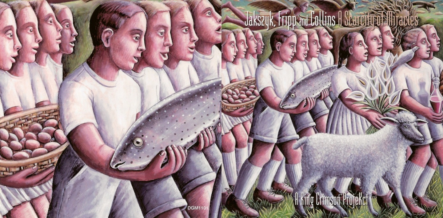 King Crimson - A Scarcity of Miracles