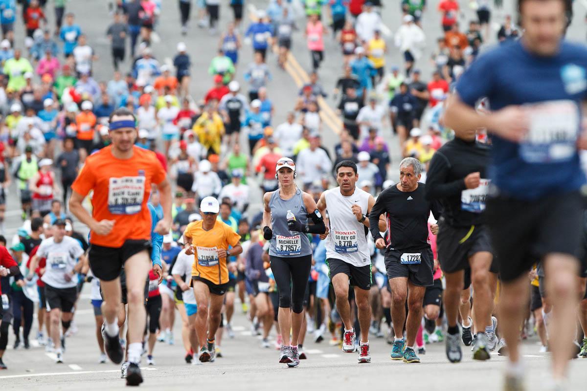 扬州半程马拉松_半程马拉松和全程马拉松的差距到底有多大? - 知乎