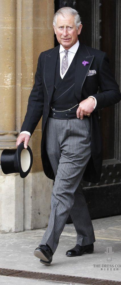 绅士着装密码(一)礼服篇 知乎