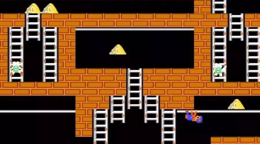 小时候玩的《挖金子》,原来是个高大上的UGC项目