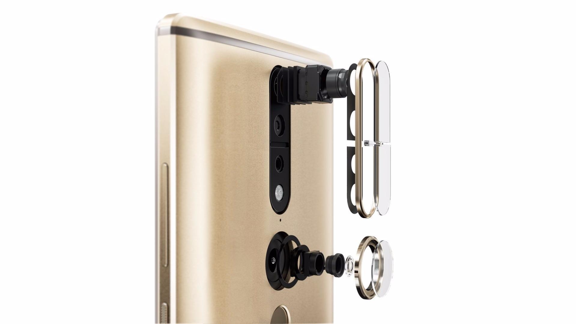 谷歌新科技再爆发!首款Tango手机 Phab 2 Pro
