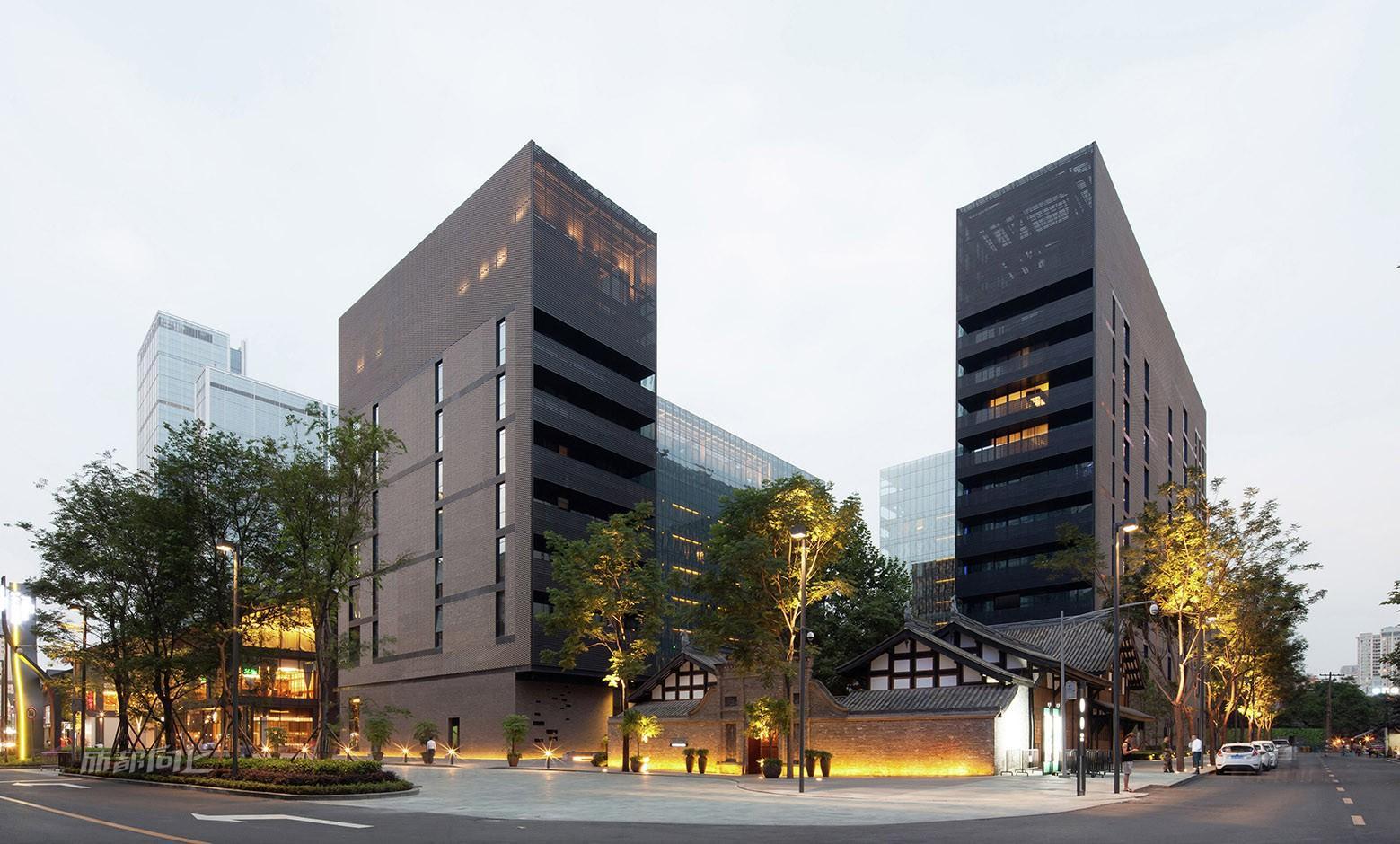 Hospital Facade Design Architecture