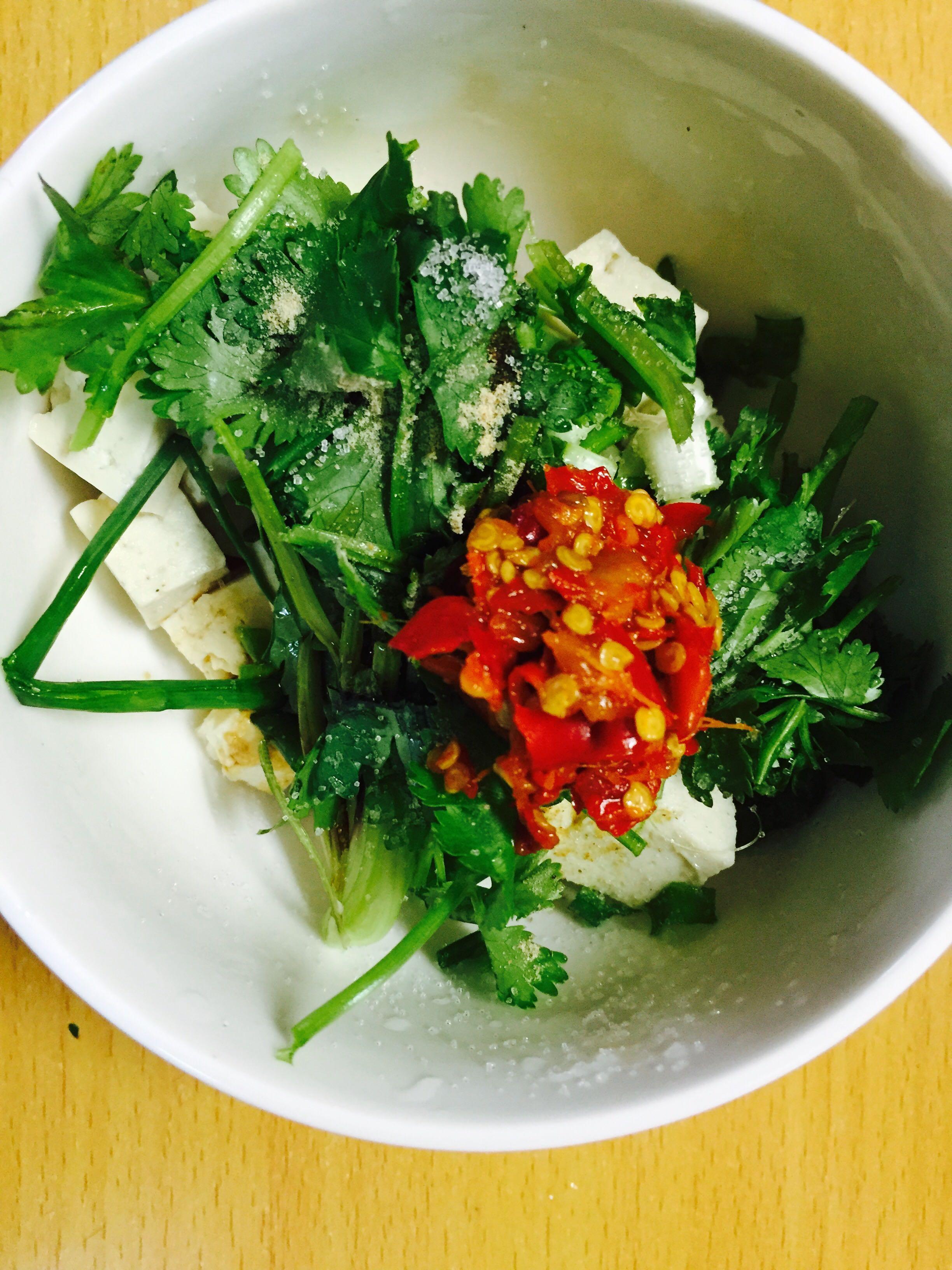 小葱拌豆腐吃掉txt_在宿舍用小功率电煮锅可以做出哪些美食? - 知乎