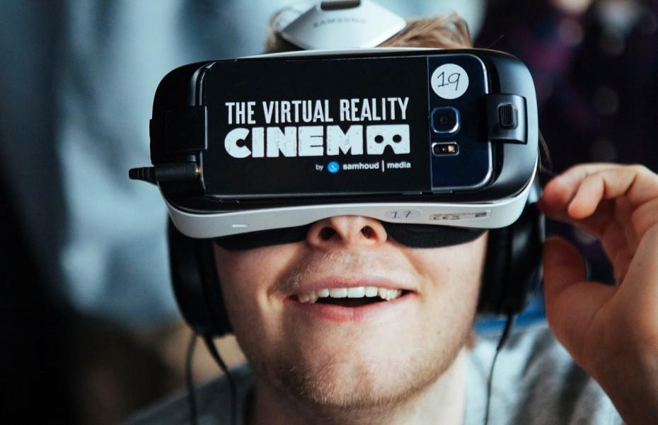 第一家 VR 电影院开业了,这场战争的前哨已经响起 | NEXT Big