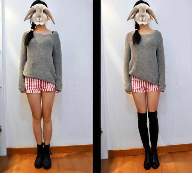 女生如何不臃肿地穿衣过冬?