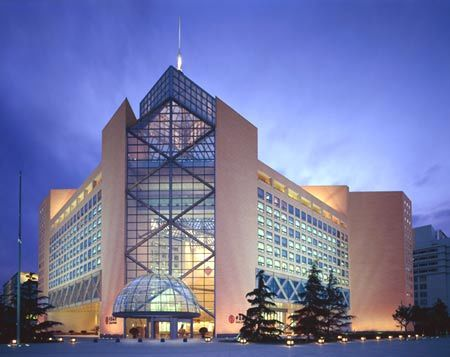 北京中国银行总行_北京有哪些值得一看的建筑? - 知乎