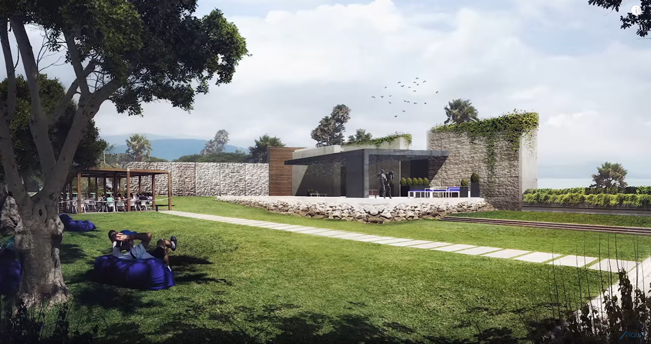 Arqui9 | 国外顶级建筑表现PS后期教程
