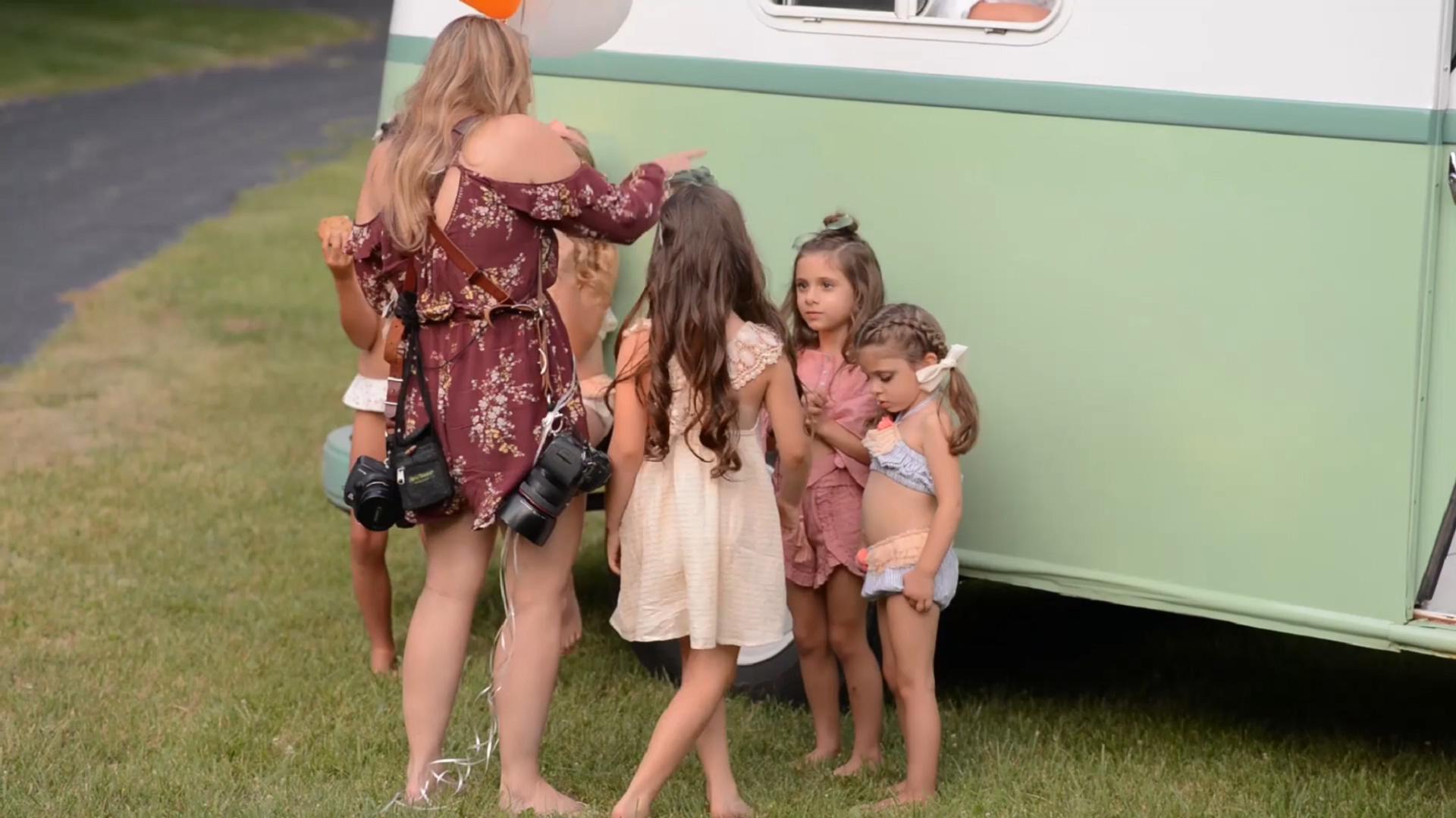 【S334】摄影师Stephanie Lemmon 策划一次儿童摄影主题拍摄全流程