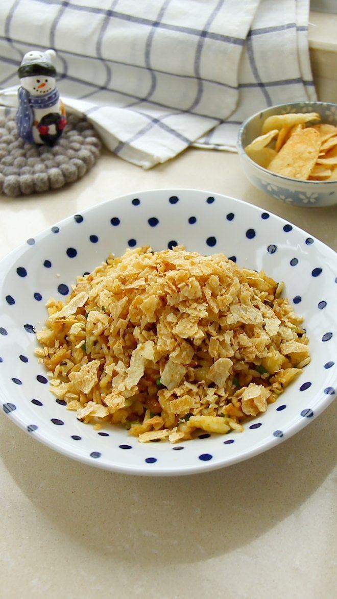 薯片炒饭的做法名门泽佳