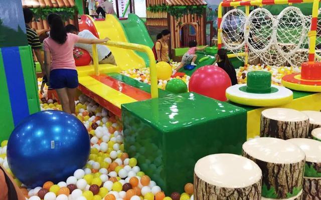 如何利用儿童游乐设备盈利? 加盟资讯 游乐设备第3张