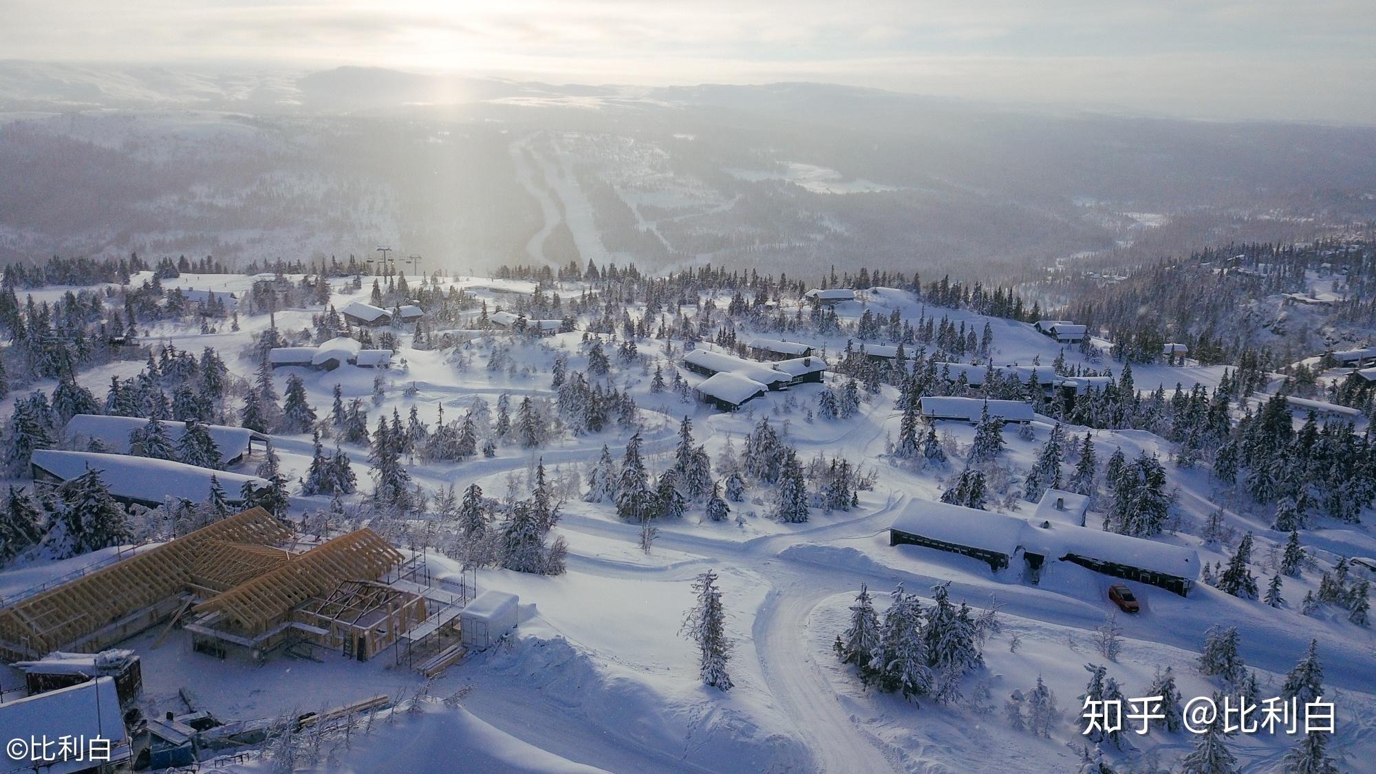 挪威奥斯陆冬奥会_挪威滑雪行记 Part.1 | 去北境,不一样的冬季滑雪体验 - 知乎